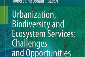 New Book on Urbanization, Biodiversity and Ecosystem Services