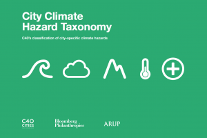 C40 Launches City Climate Change Hazard Taxonomy for Public Comment