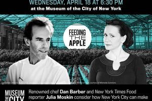 Feeding the Apple: New York's Future Food Supply