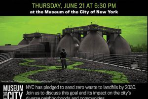 Reduce, Reuse, Rethink: The Future of Waste in New York City